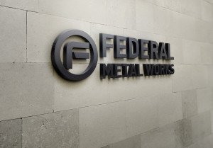 Logo Pared Federal 3D MockUp